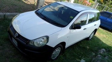 2010 Nissan Ad Wagon (used Condition)