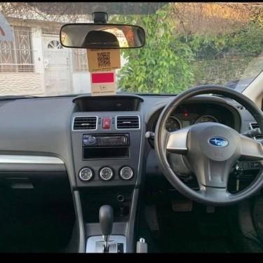 2015 Subaru G4