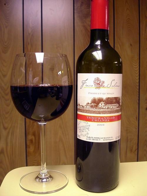 Expensive Wine Service