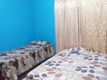 2 AC Bedrooms Furnished
