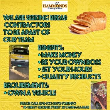 Bread Contractors