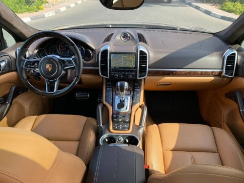 Porsche Cayenne GTS <br /> Model- 2016