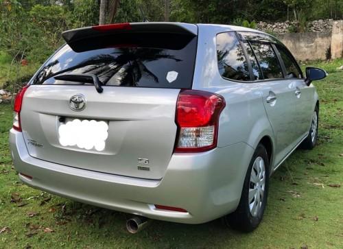 2013 Toyota Corolla Fielder S