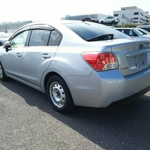 Subaru Impreza G4 4WD 2016 $5,550