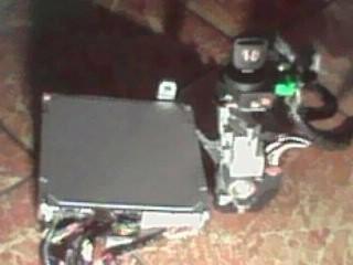 Transponder Key, Ignition,Engine Computer 05 Civic