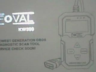 Diagnostic Scan Tool ( Foval KW590) OBDII