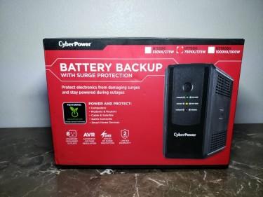 CyberPower UT750G 750VA Tower UPS