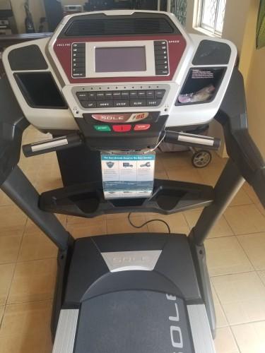 Sole Treadmill F80