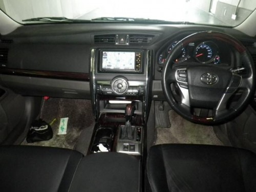 2012 Toyota Mark X