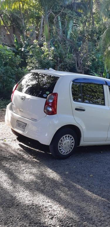Toyota Pasco 2012