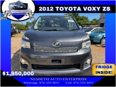 2012 TOYOTA VOXY ZS (New Import)