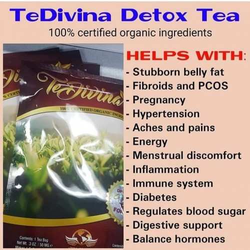 TeDivina Works For Me So It Will Work For You.