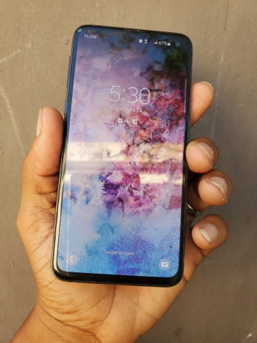 Samsung S10e 128gb Fully Functional
