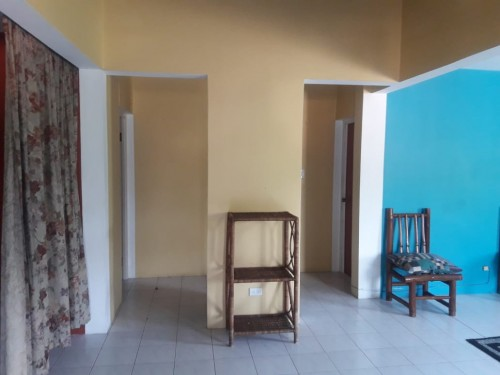 2 Bedroom 1 Bath Semi Furnished