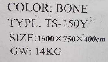 Bath Tubs_NEW_Fiberglass_Bone White_1500x750x400cm