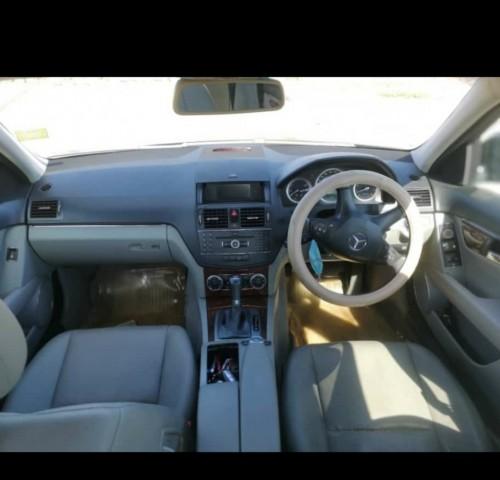 2008 Benz C180
