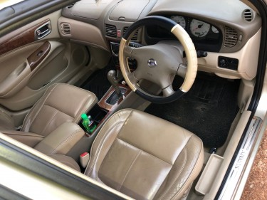 2005 Nissan SunnyEdition