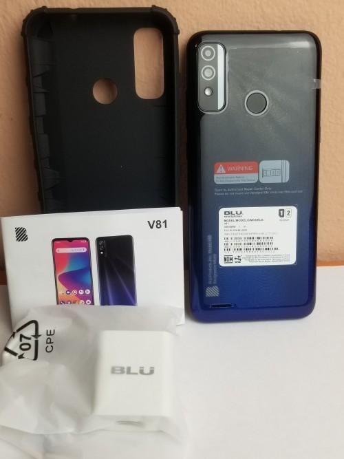 BLU V81 SMARTPHONE