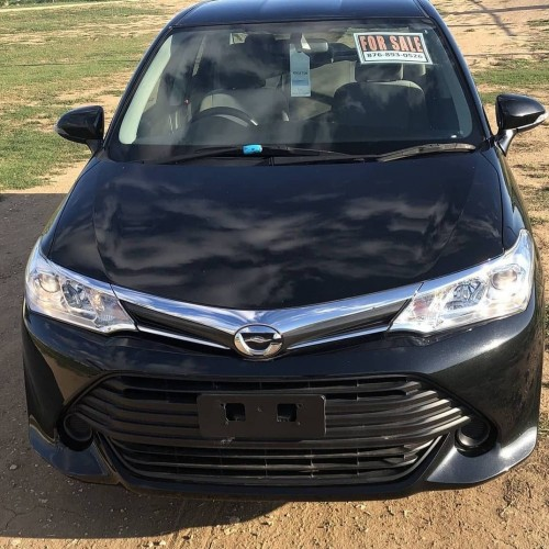 Newly Imported 2016 Toyota Axio