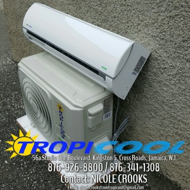 INVERTER AC UNITS FOR HOUSES & APARTMENTS FOR SALE