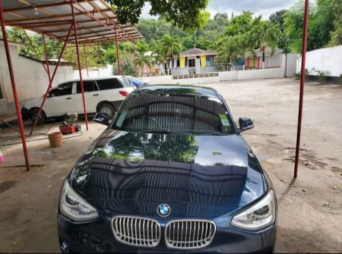 2011 BMW 1SERIS