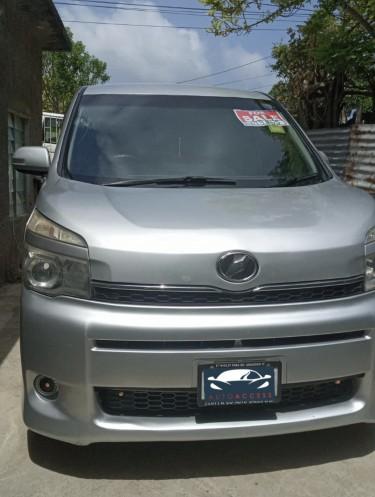 2012 Toyota Voxy  Vans & SUVs Town