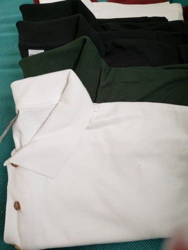 Brand New Unbranded Polo Shirts - Great For Logos