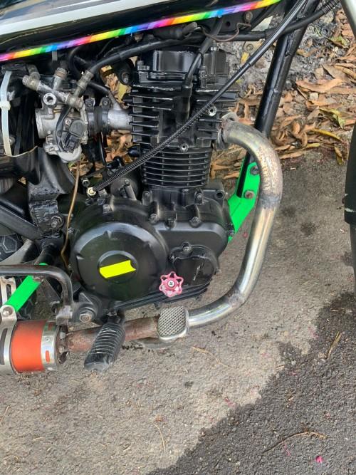 Yamaha Fz 160 Flatty Run Any 250cc