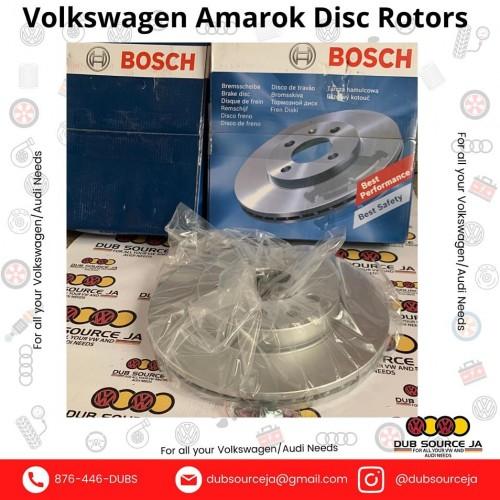 Volkswagen Amarok Disc Rotors