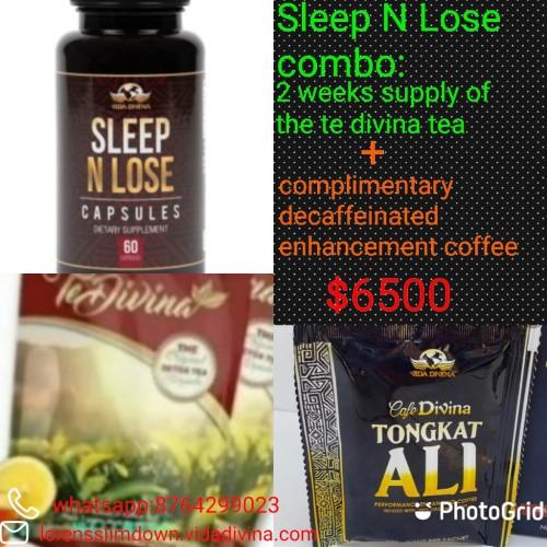Sleep N Lose Combo Pack
