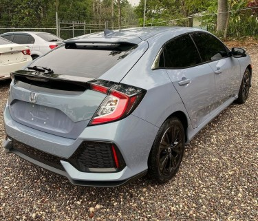 2019 Honda Civic Ex- Turbo
