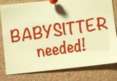 Seeking A Babysitter