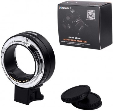 Canon EF/EF-S Lens To Canon EOS R Series Adaptor
