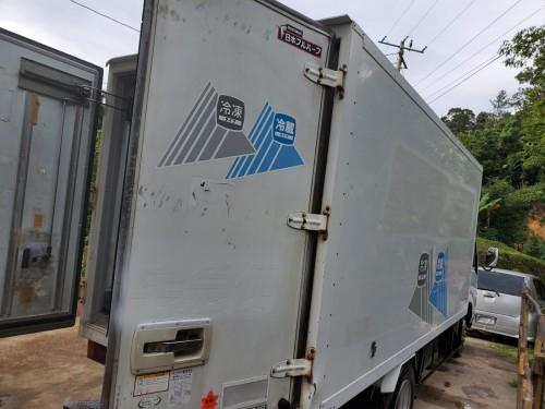 2004 Toyota  Dyna Freezer Truck For Sale