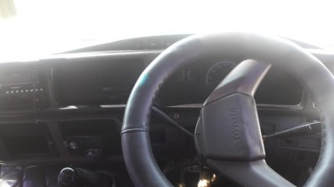 2011 Toyota Coaster