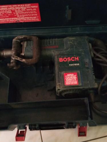 Used Bosch Jackhammer