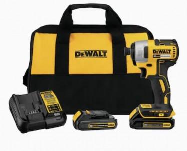 DeWalt 1/4 Impact Driver Drill