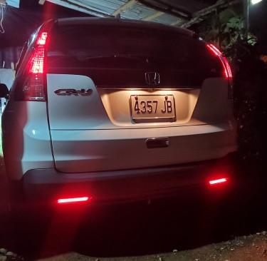 2.6m 2012 Honda Cr-v