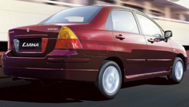 2005 Suzuki Liana. Gc Just Need An Engine
