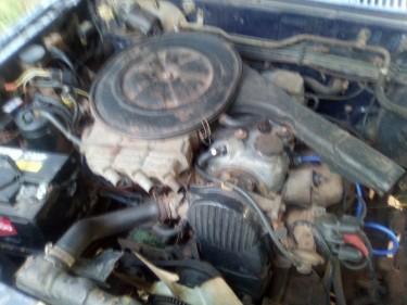 1990 Mazda Pick Up