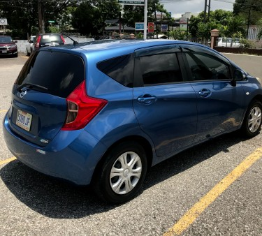 2014 Nissan Note (supercharged) Cars Havendale