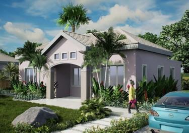 3 Bedroom 2 Bathroom Sunrise Manor - Turney Homes Houses Yallahs