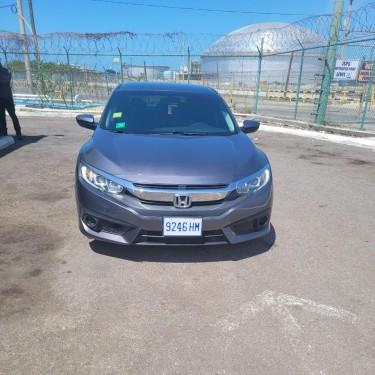 2016 Honda Civic Cars Kingston 19