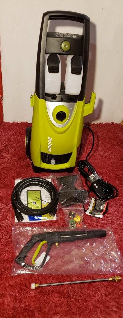 2030psi Electric Pressure Washer