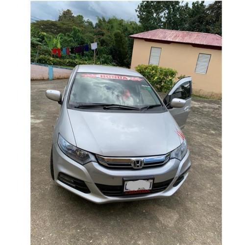 Honda Insight (Hybrid)
