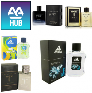 Attractive Scents + Free Deliv Territoire & Adidas Perfumes & Fragrances Portmore And Spanish Town