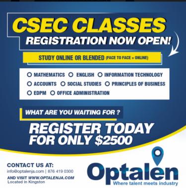 CSEC Online Courses