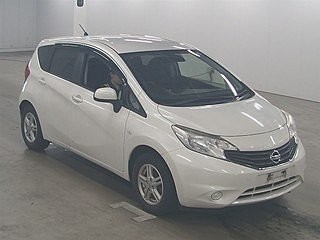 2014 Nissan Note (Pearl) Newly Imported