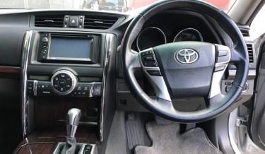 2011 Toyota Mark X (Fully Loaded)
