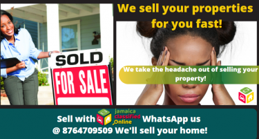 We Sell Your House Fast!! WhatsApp Us Today Houses Jamaica